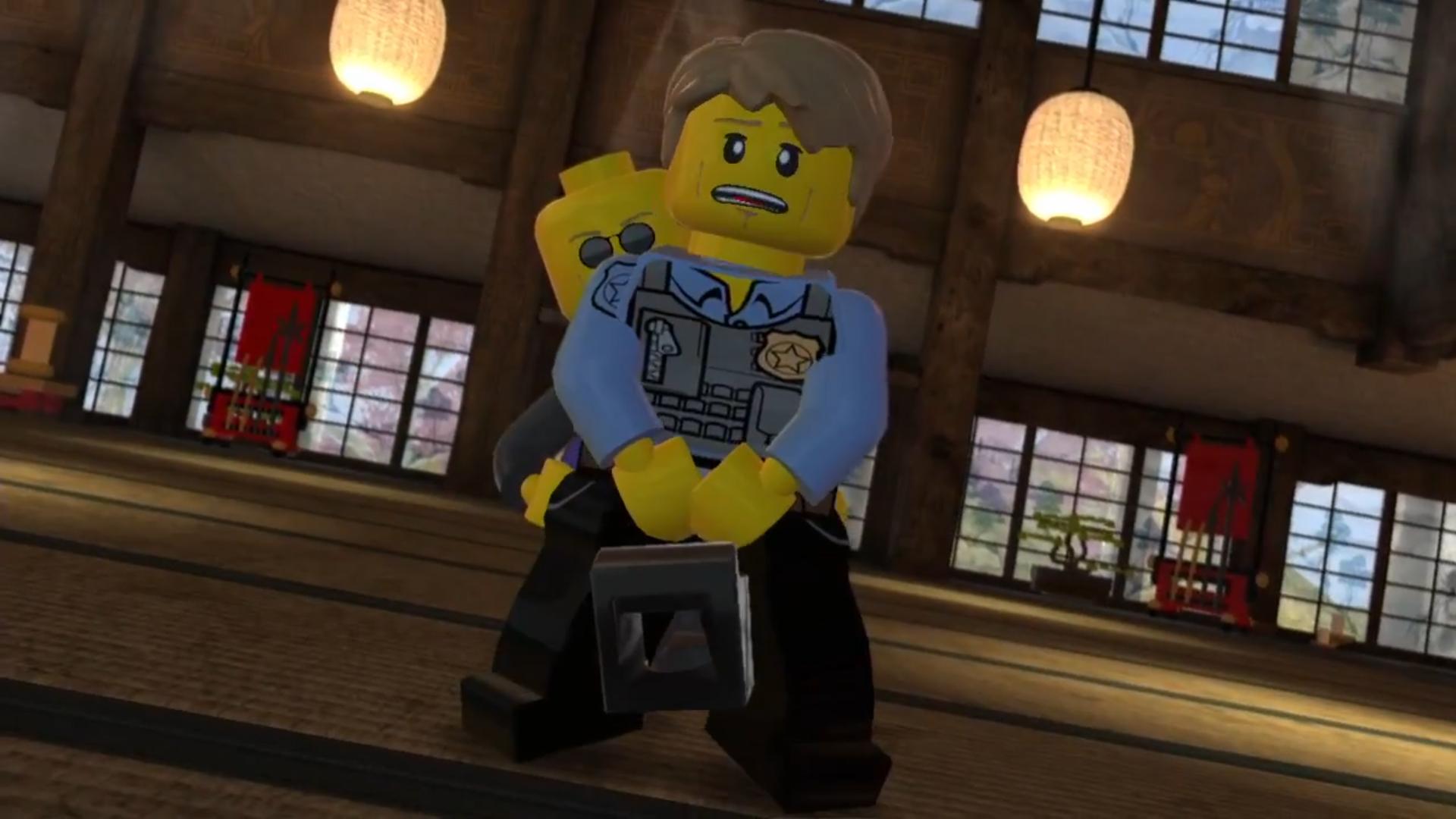 Similiar LEGO Undercover Keywords