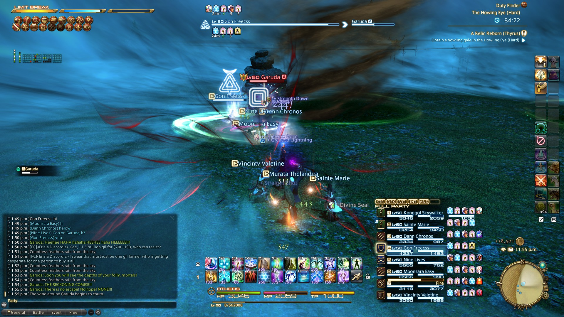 in the Final Fantasy XIV forums  Square Enix