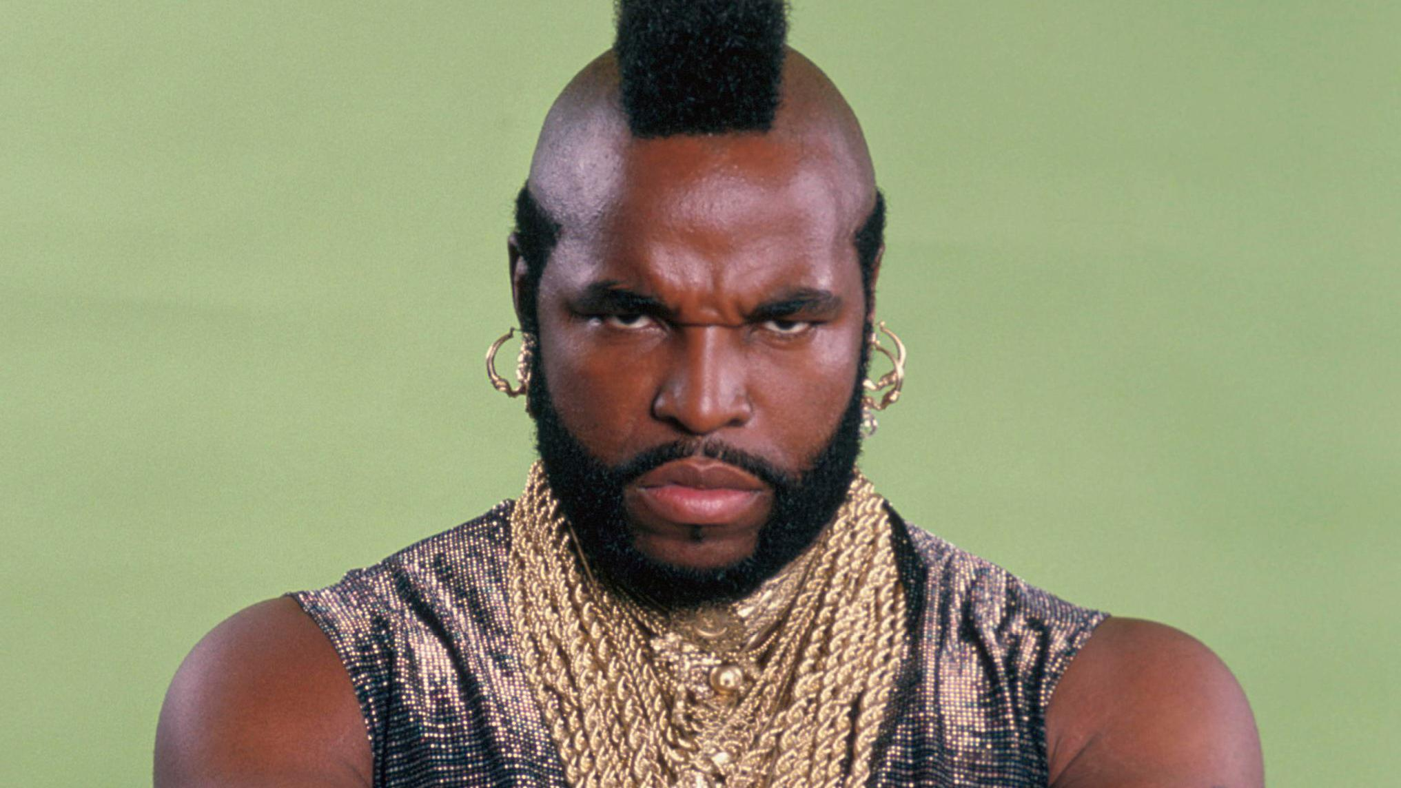 Famous '80s action star Mr T reportedly turned down a chance to be